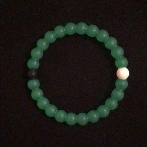 Green Lokai bracelet